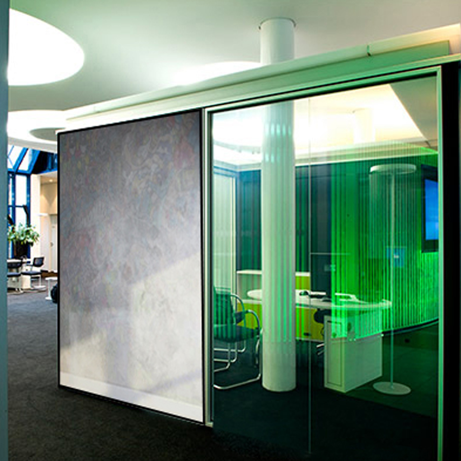 مکانیزم تاپ لاین MG1 تک درب شیشه ساختمانی بدون پروفیل کف با عرض حداکثر120 فانتونی F-0K-102-01