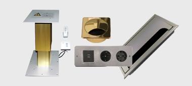 نورپردازی و تجهیزات الکتریکی
