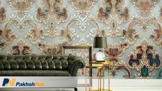 کاغذ دیواری به سبک کلاسیک