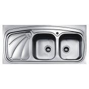 سینک ظرفشویی روکار ایگل 402O لگن راست