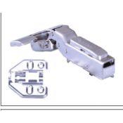 لولا ساده نیمه روکار(نیم و نیم) کلیپسی 110 درجه فانتونی مدل F-0A-022-01