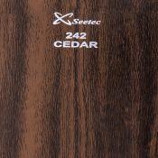 ام دی اف هایگلاس سدر مدل 242 سی تک