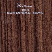 ام دی اف هایگلاس EUROPEAN TEAK مدل 220 سی تک