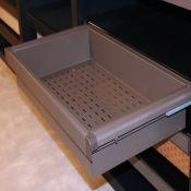 سبد فلزی ریلی داخل کمدلباس طرح ایتالین فانتونی مدلF-OJ-516-01
