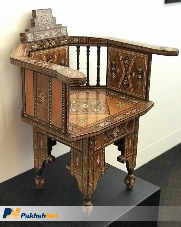 صندلی فانتزی کلاسیک